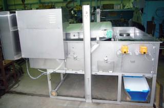 排水処理用汚泥脱水機