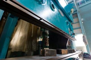 NCベンディングマシン 佐々木油機工業製 L=1000mm対応