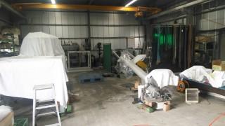 ユニット化装置倉庫